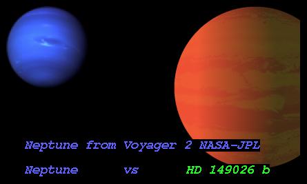 HD 149026 b