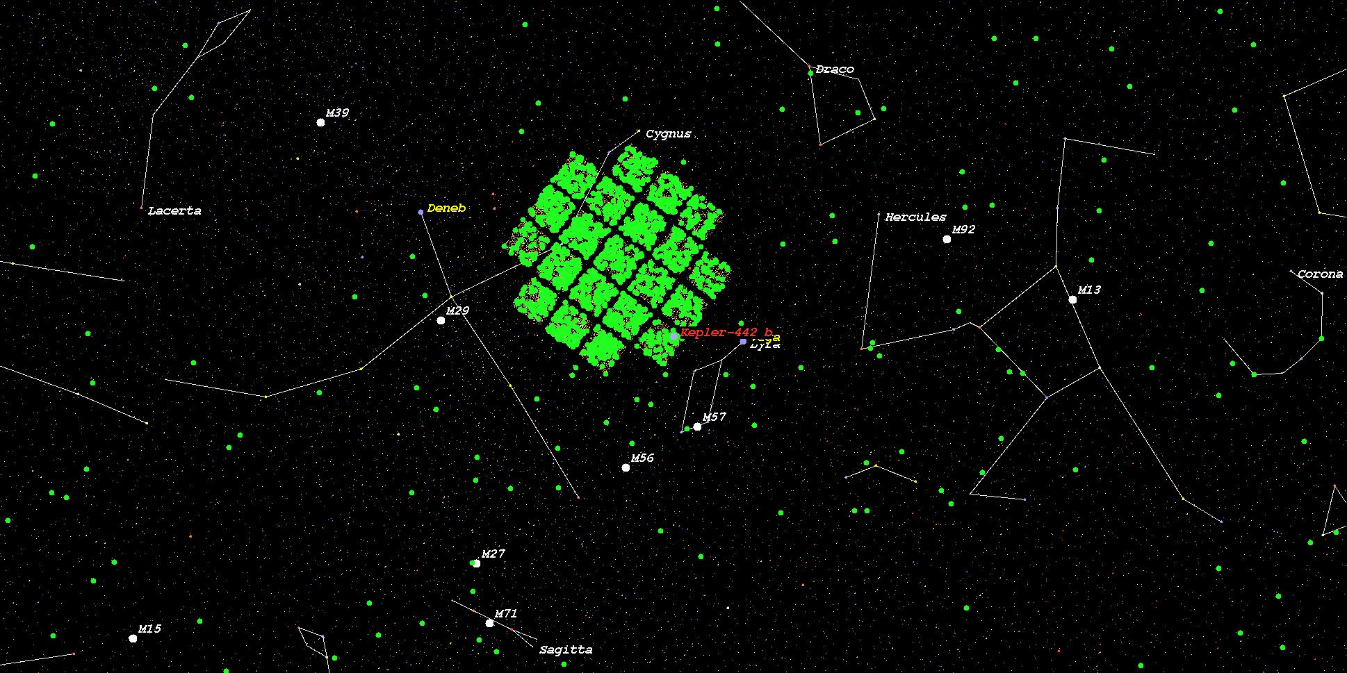 Risultati immagini per exoplanet. kepler