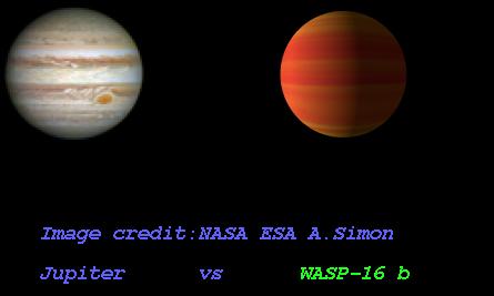 WASP-16 b